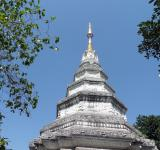 Free Photo - Buddha face on pagoda