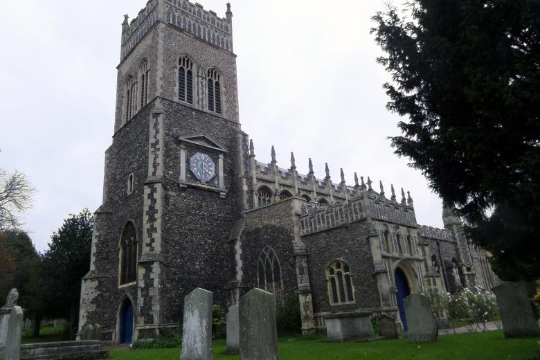 Free Stock Photo of St.Margaret's parish church Created by Chas Mac