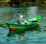 Free Photo - Old man in the boat