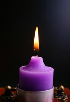 A candle - Free Stock Photo