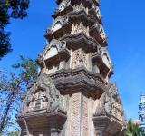 Free Photo - Khmer-style pagoda