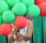Free Photo - Girl with Balloons