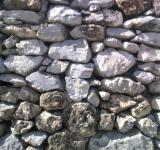 Free Photo - River stone wall