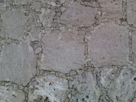 Smooth stone slab placed face concrete - Free Stock Photo