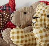 Free Photo - Handmade Teddy Bears