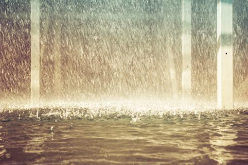 Falling Water Texture - Free Stock Photo