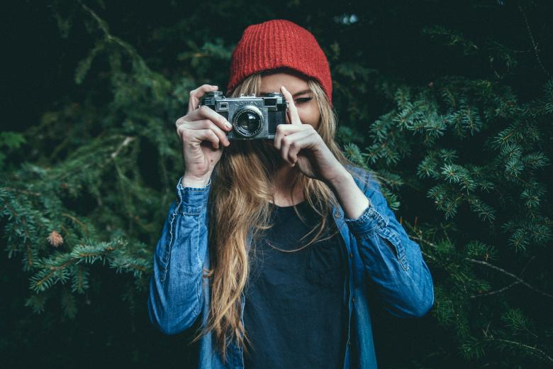 Free Stock Photo of Taking Photos Created by Unsplash