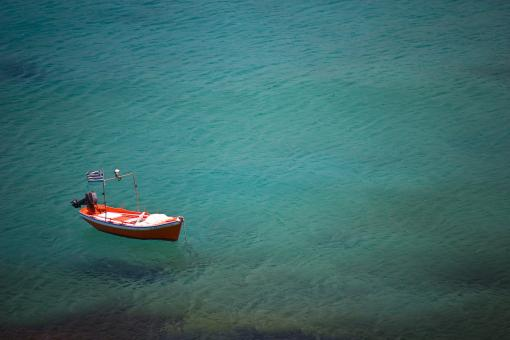 Floating Boat - Free Stock Photo