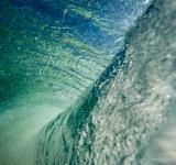Free Photo - Inside the Wave