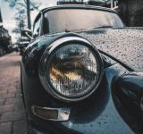 Free Photo - Headlight