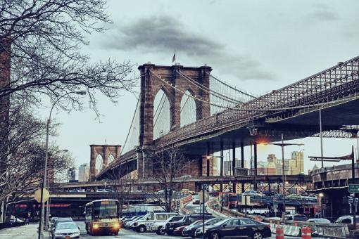 Brooklyn Bridge - Free Stock Photo