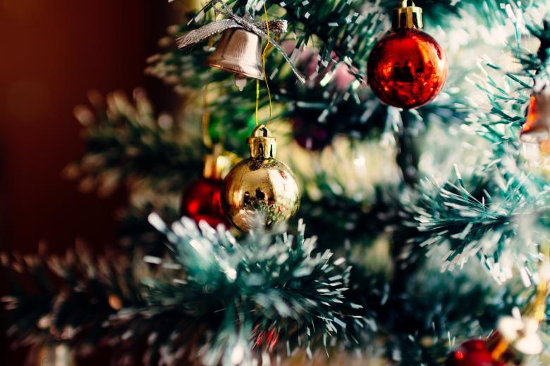 Christmas Tree - Free Stock Photo By Unsplash