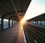 Free Photo - Sunny Train Station
