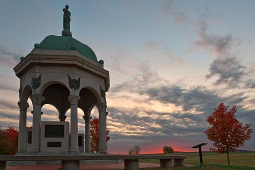Antietam Dawn - HDR - Free Stock Photo
