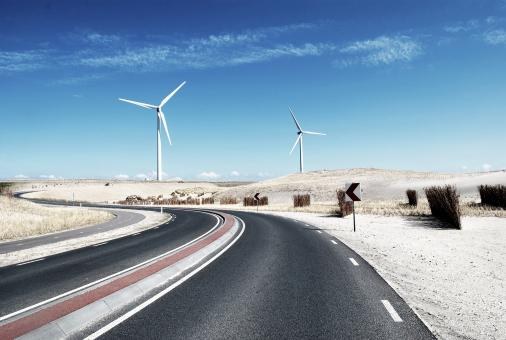 Wind Mill - Free Stock Photo