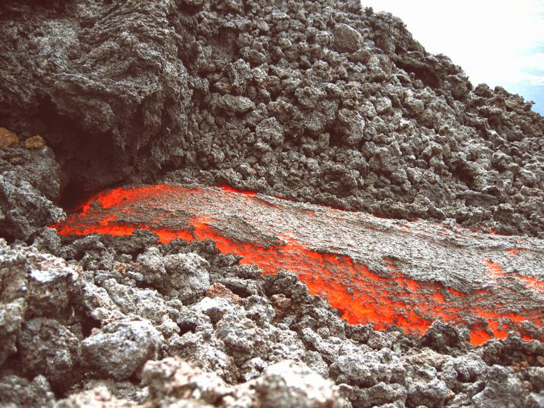 Free Stock Photo of Volcano Created by Life of Pix