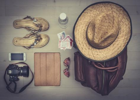 Things to Pack - Free Stock Photo