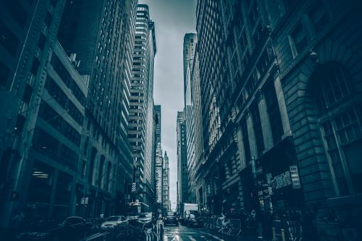 Urban Heights - Free Stock Photo
