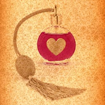 Vintage Love Potion - Pink Pop - Free Stock Photo