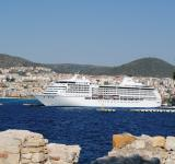 Free Photo - Cruise Ship in the Kusadasi Port
