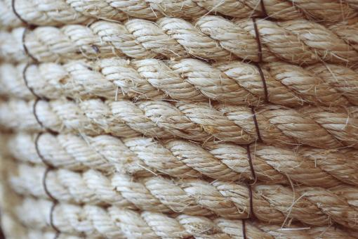 Rope Texture - Free Stock Photo
