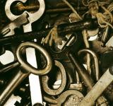 Free Photo - Keys mixture