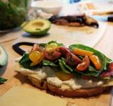 Free Photo - Vegetable sandwich