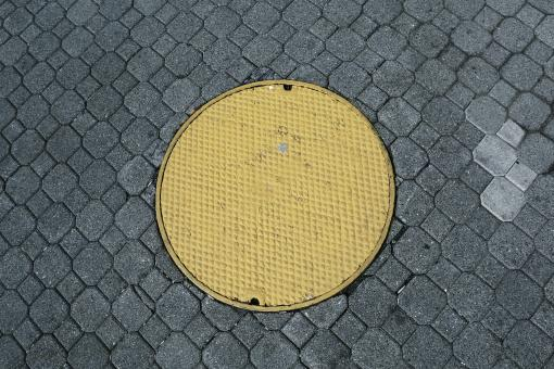 Manhole - Free Stock Photo