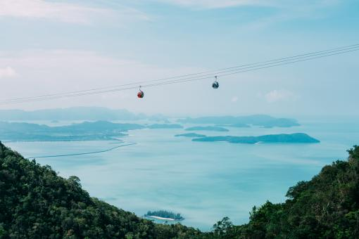 The Chairlift - Free Stock Photo