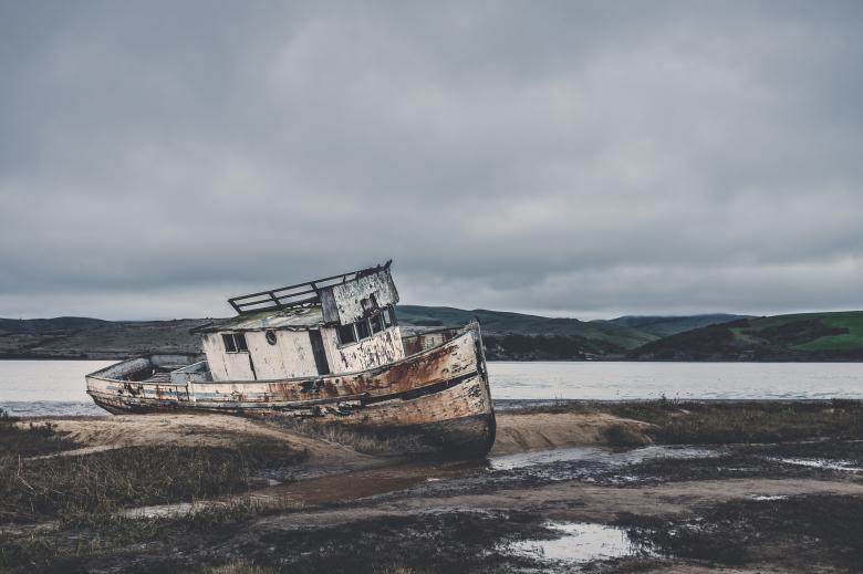 Free Stock Photo of Rusting Created by Unsplash