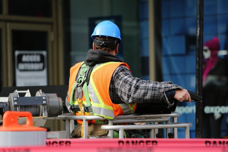 Construction Man - Free Industrial Stock Photos