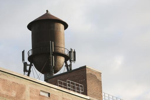 Water Tower - Free Stock Photo
