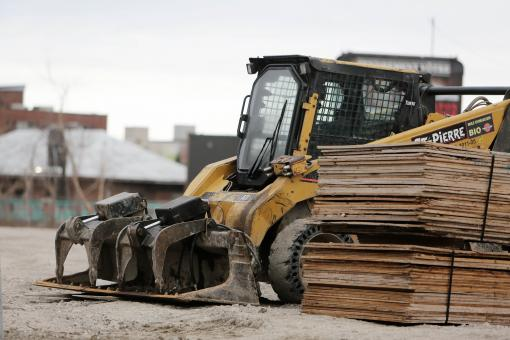 Backhoe Loader - Free Stock Photo