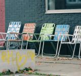 Free Photo - Colored Chairs