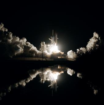 Mission Launch - Free Stock Photo