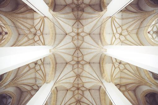 Church Ceiling - Free Stock Photo