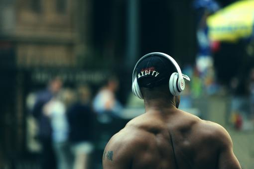 Music Lover - Free Stock Photo