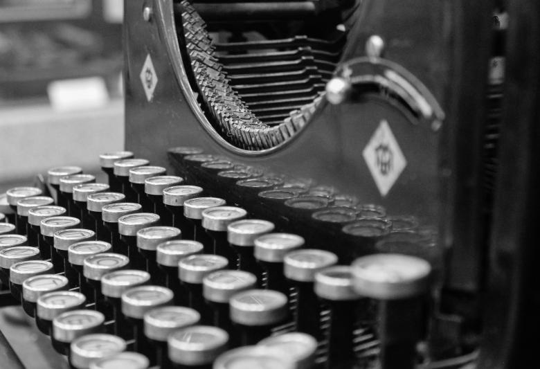 Free Stock Photo of Typewriter Created by Life of Pix
