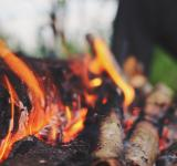 Free Photo - Burning wood