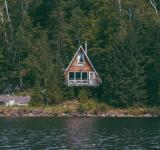 Free Photo - Lake House