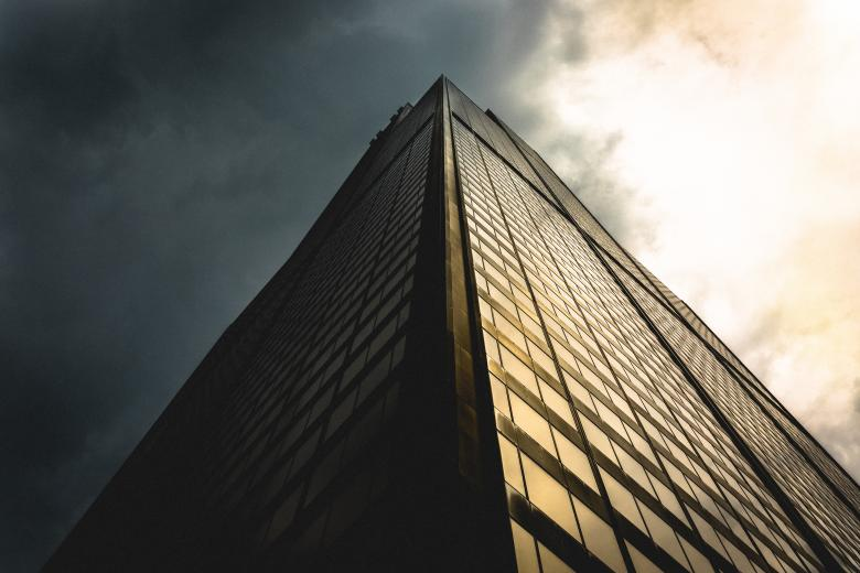 Free Stock Photo of Skyscraper Created by Unsplash