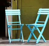 Free Photo - Blue Seats
