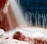 Free Photo - Winter Harmony Stream - Red White & Blue
