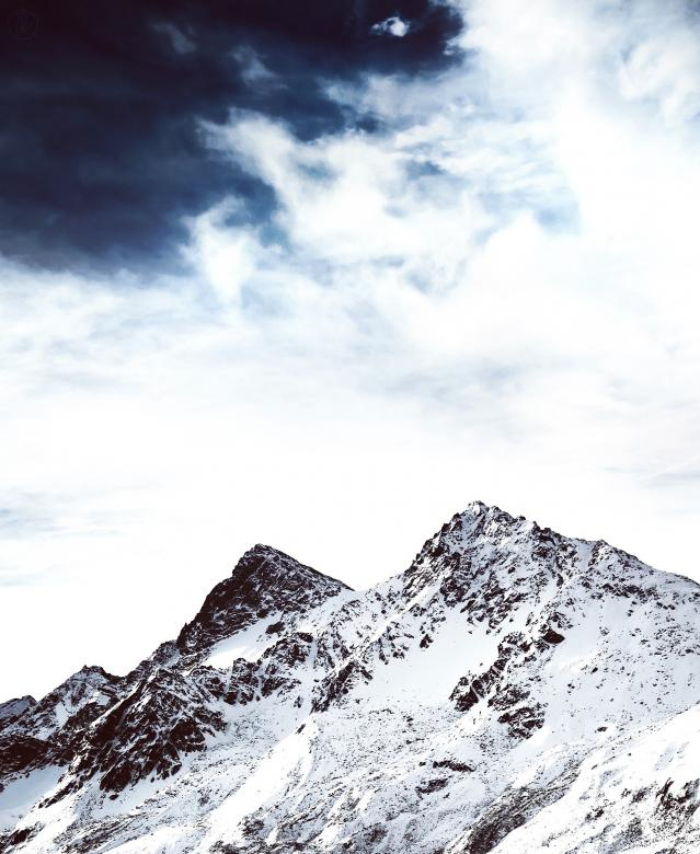 Free stock image of White Mountains created by Unsplash