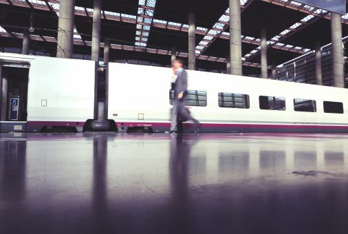 Train Station - Free Stock Photo