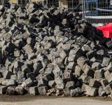 Free Photo - A pile of pavement stones