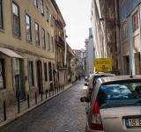 Free Photo - Narrow streets of Lisbon