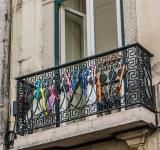 Free Photo - Colorful balcony