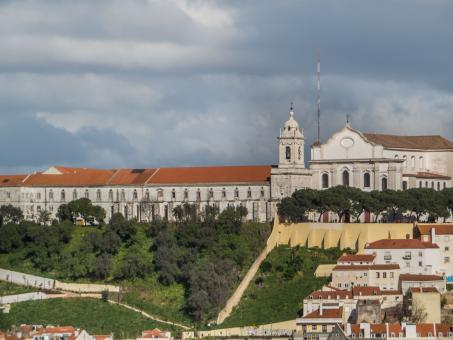 Church in Lisbon - Free Stock Photo