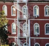 Free Photo - Romantic side ladders